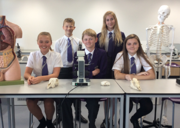 Modern new Science facilities unveiled at Prince William School in Oundle