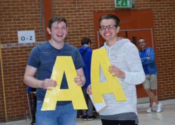 Prince William School celebrates top marks with this year's A Level results