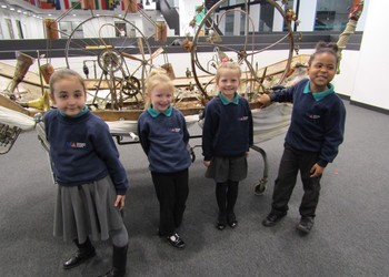 Pupils at Northampton International Academy find Nemo a musical delight!