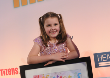 Shepherdswell's Isobel scoops a national arts award!