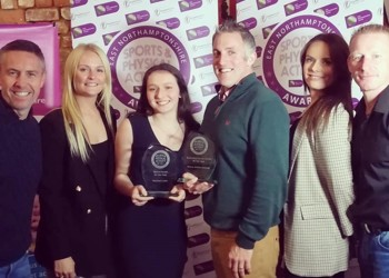 Double win for Prince William School at sports awards