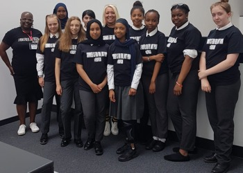 Pupils at Northampton International Academy become FGM peer mentors