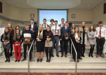 Celebration evening for Prince William School Year 11 class of 2019