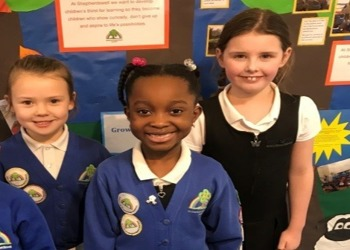 Meet our first restorative leaders at Shepherdswell!