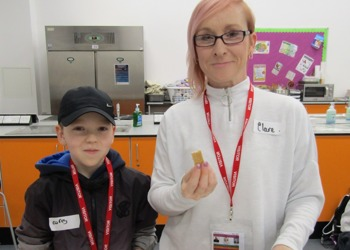 Family cookery classes put healthy meals on the menu at Northampton International Academy