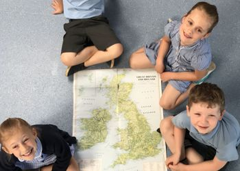 Hardingstone Academy Goes Global to Win School Award