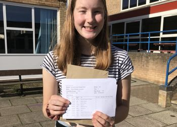 PWS GCSE results 2020 Rosie Leuchars