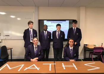New maths block equals top class learning at Prince William School