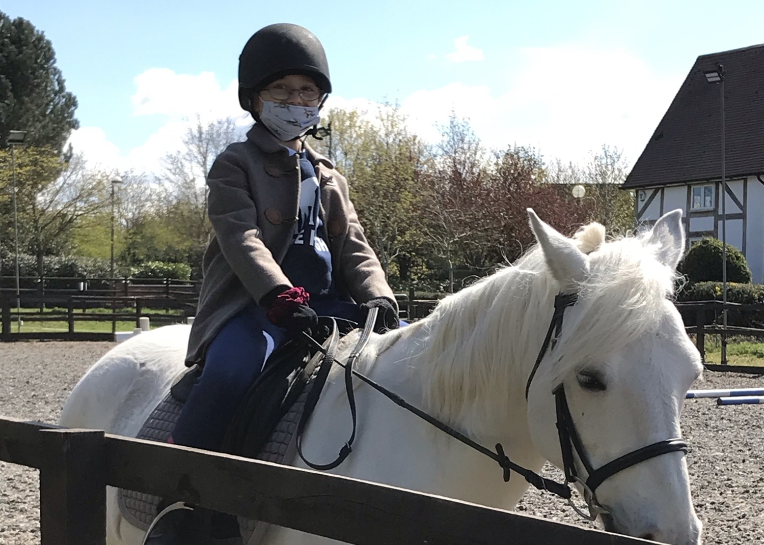 Stimpson Avenue pupils are riding high this summer