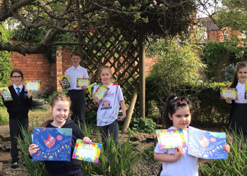 Pupils turn eco-warriors for Earth Day