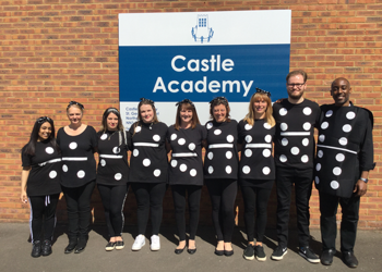Castle NSPCC number day 2